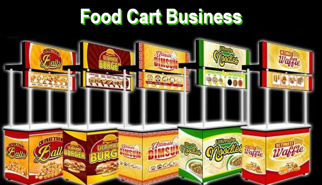 how to start a food cart business